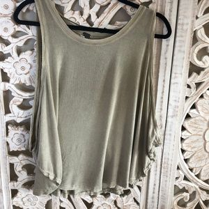 Distressed Muscle Tank Free People
